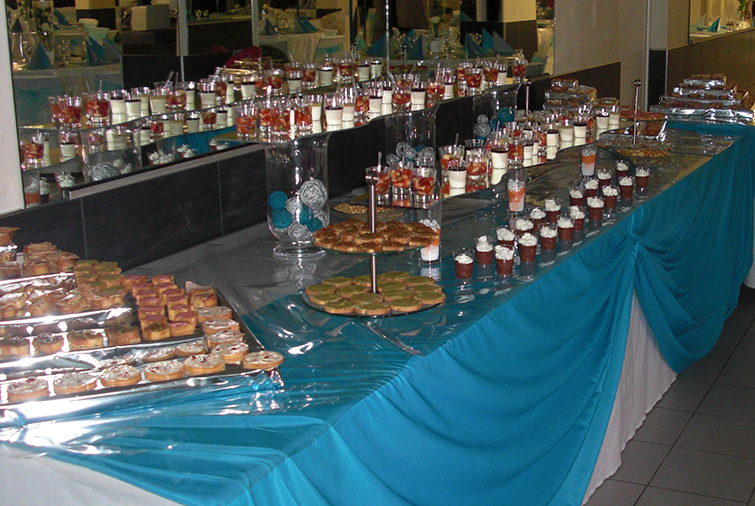 buffet de mariage entre mariage buffet mariage - Traiteur Mariage Halal